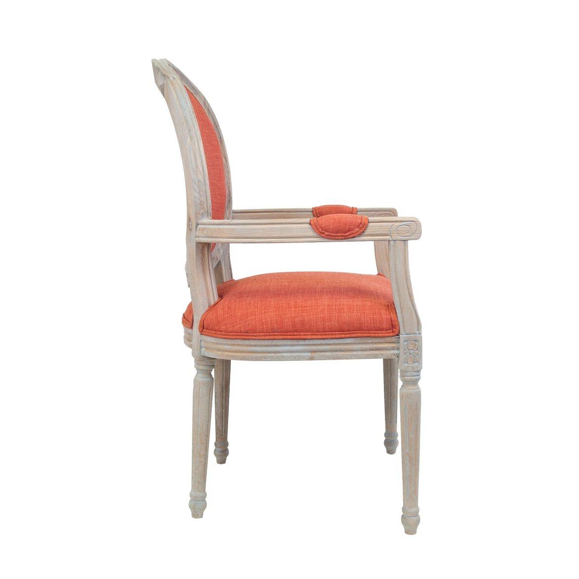 Стул Diella orange 2   Обеденные стулья Kingsby