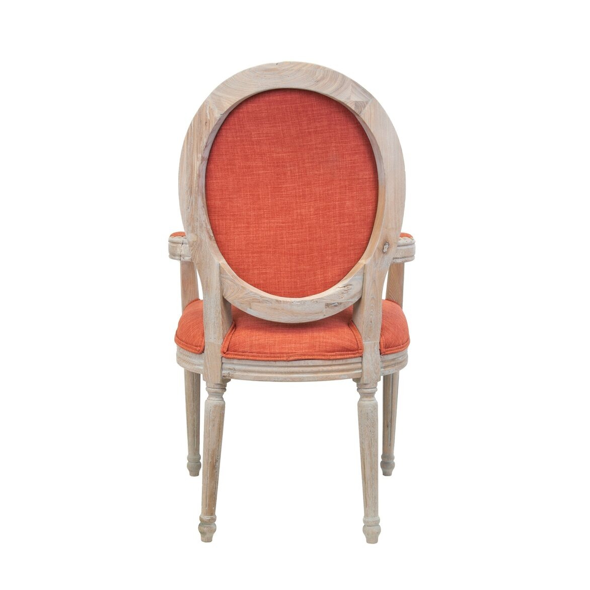 Стул Diella orange 3   Обеденные стулья Kingsby