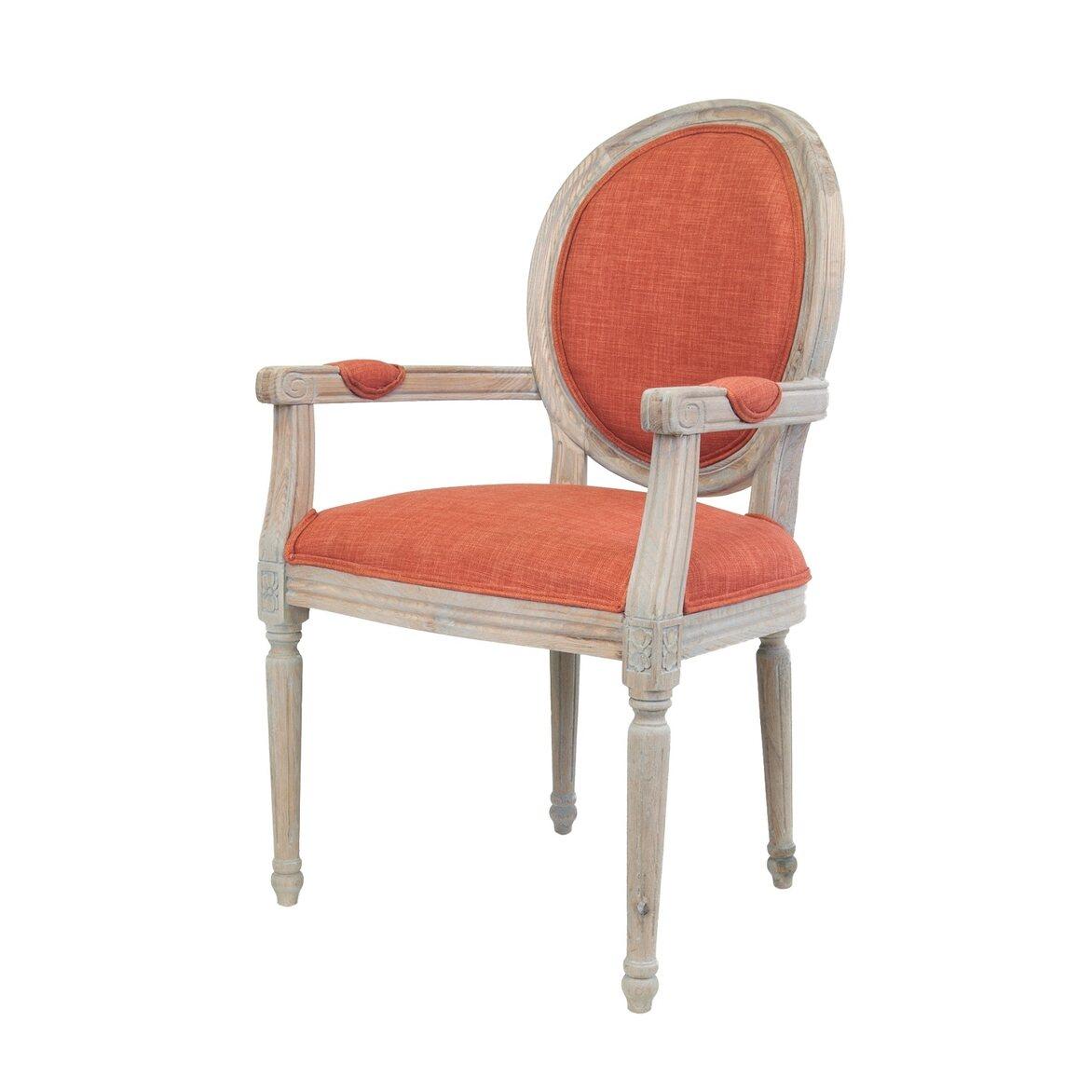 Стул Diella orange 4   Обеденные стулья Kingsby