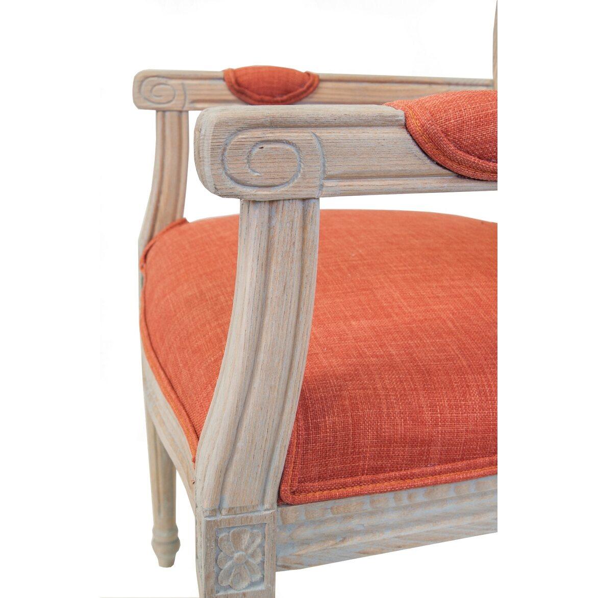 Стул Diella orange 5   Обеденные стулья Kingsby