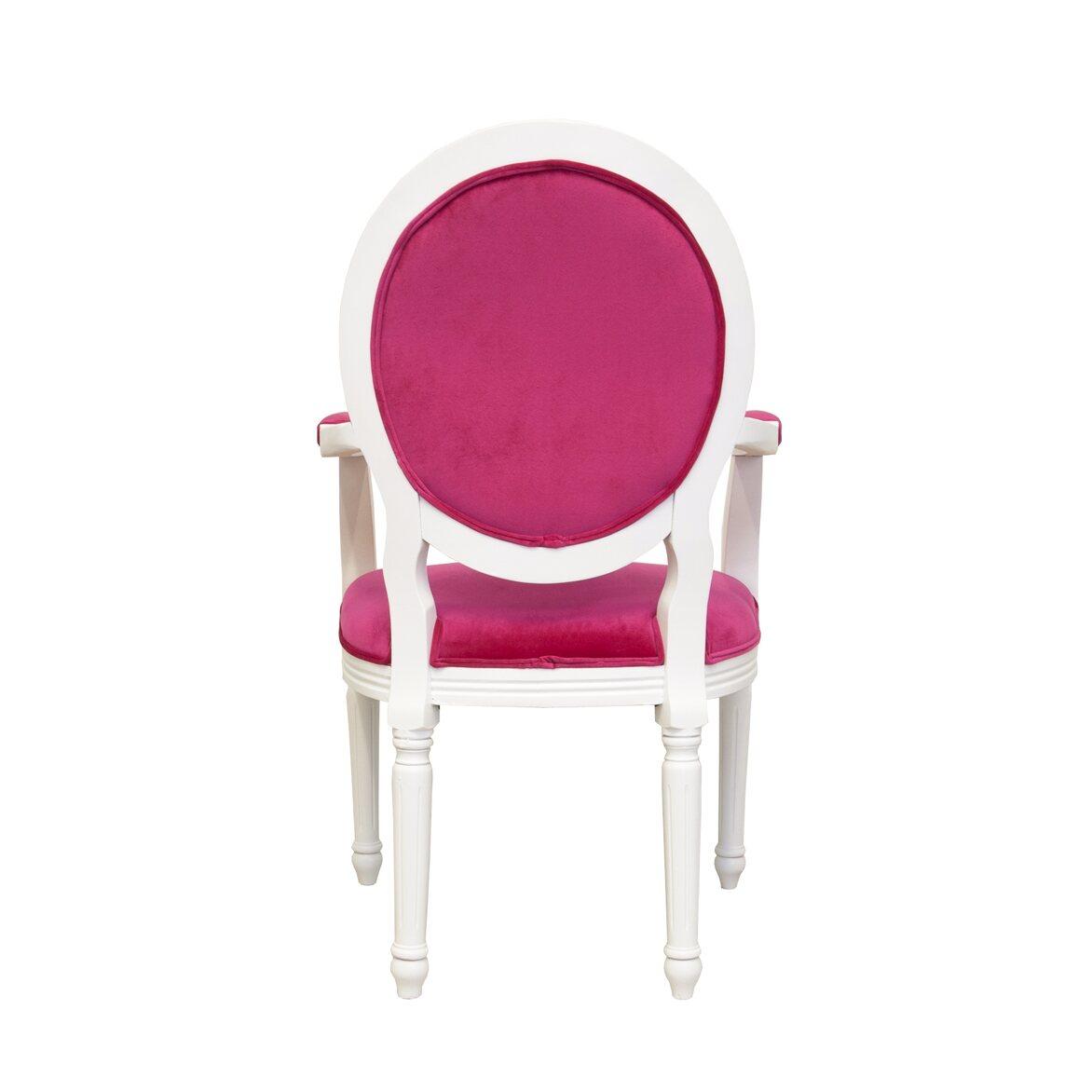 Стул Diella pink 3 | Обеденные стулья Kingsby