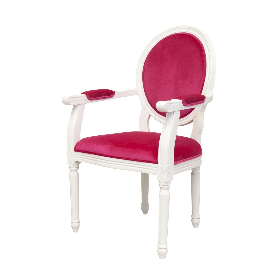 Стул Diella pink 4 | Обеденные стулья Kingsby