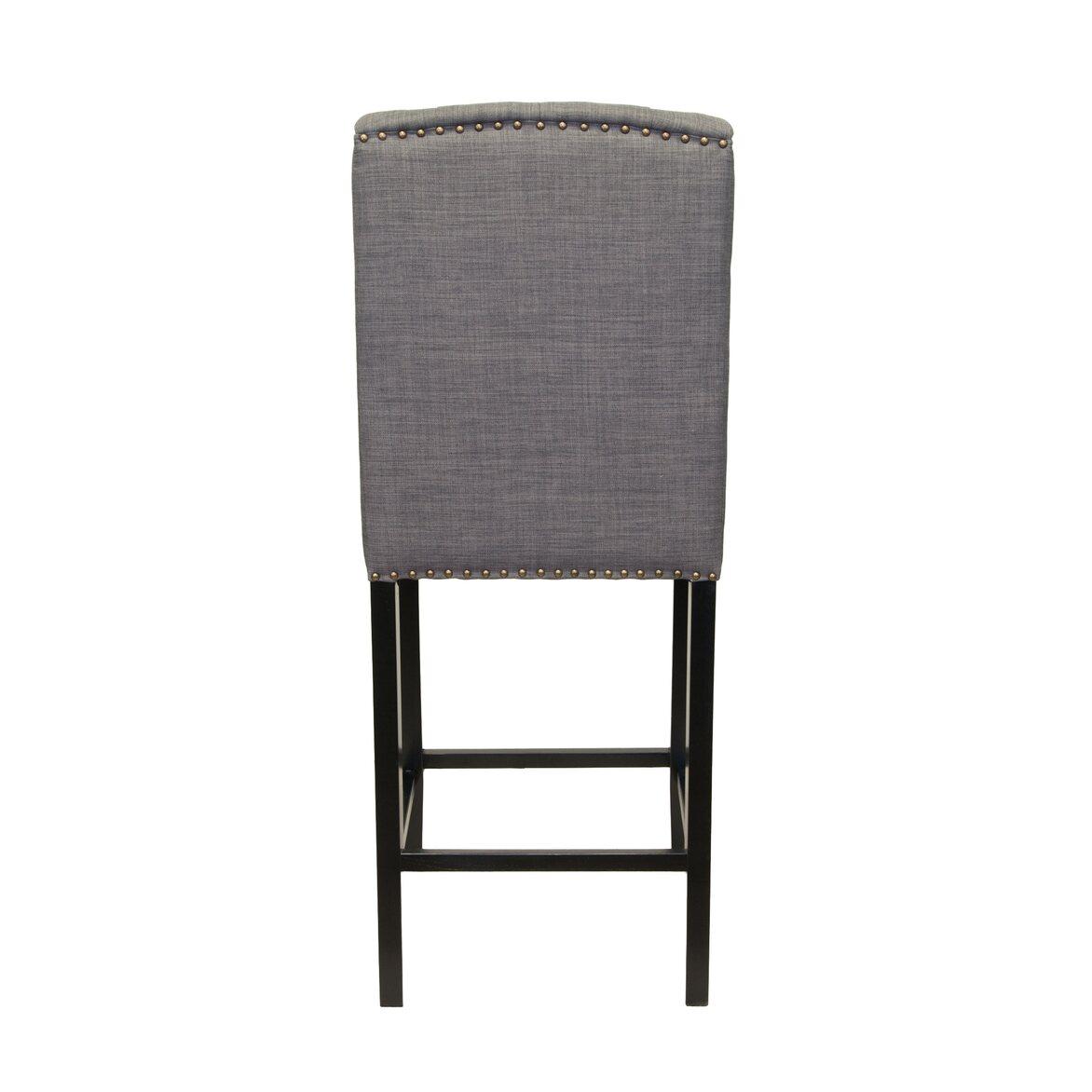 Стул Skipton grey 3 | Барные стулья Kingsby