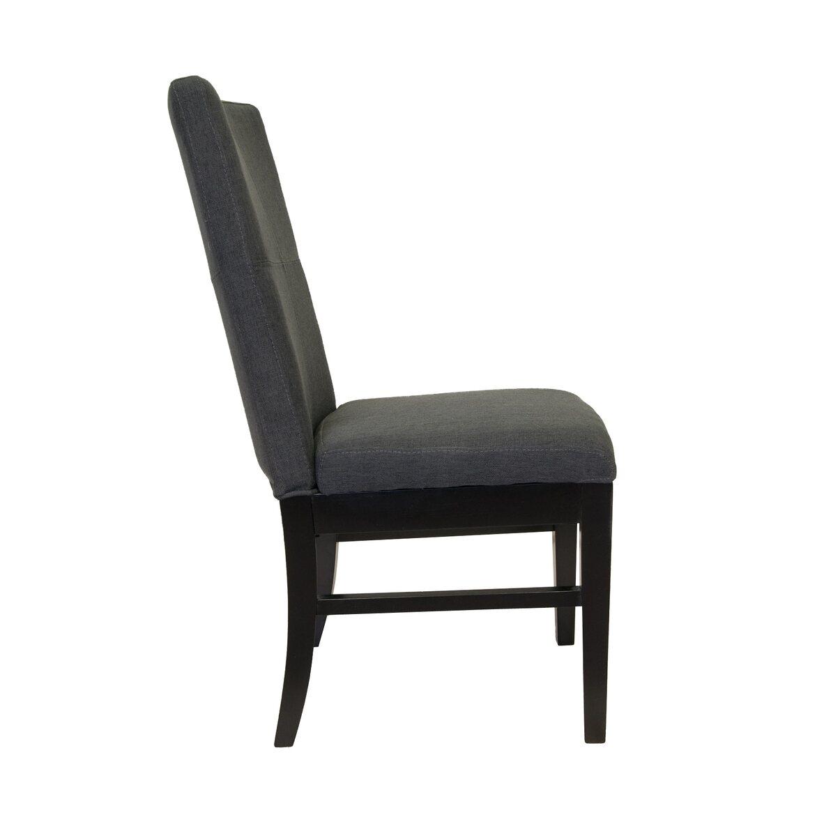 Стул Deng grey 2   Обеденные стулья Kingsby