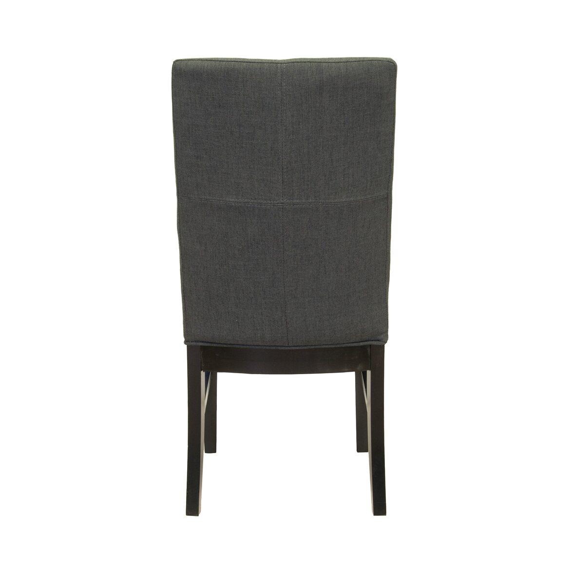 Стул Deng grey 3   Обеденные стулья Kingsby