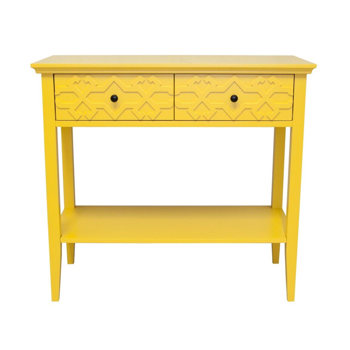 Консоль Friz Yellow | Консоли Kingsby