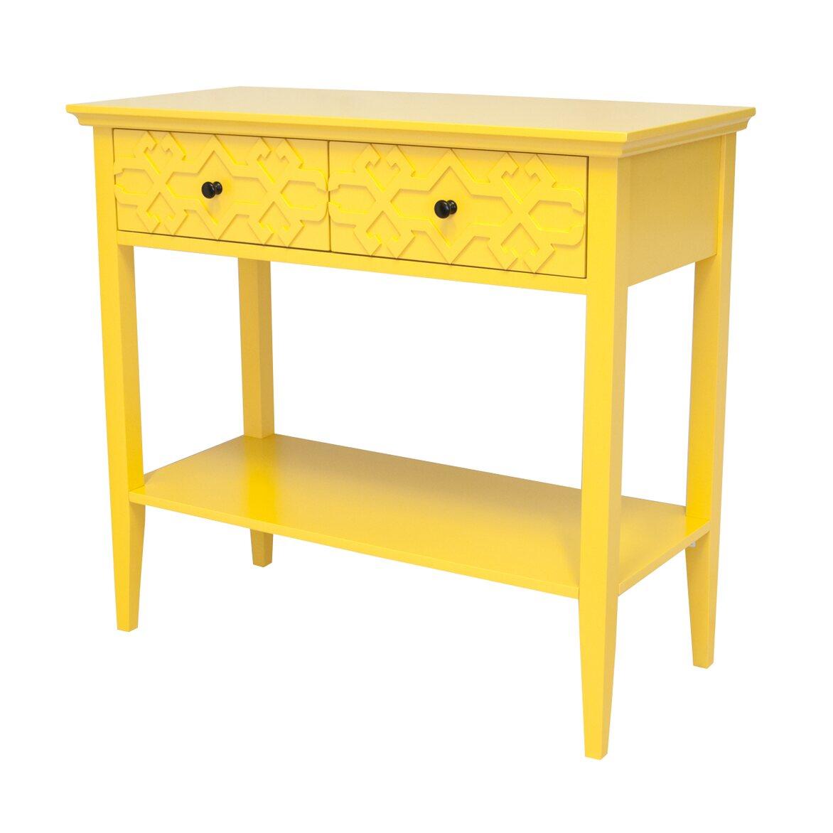 Консоль Friz Yellow 2 | Консоли Kingsby