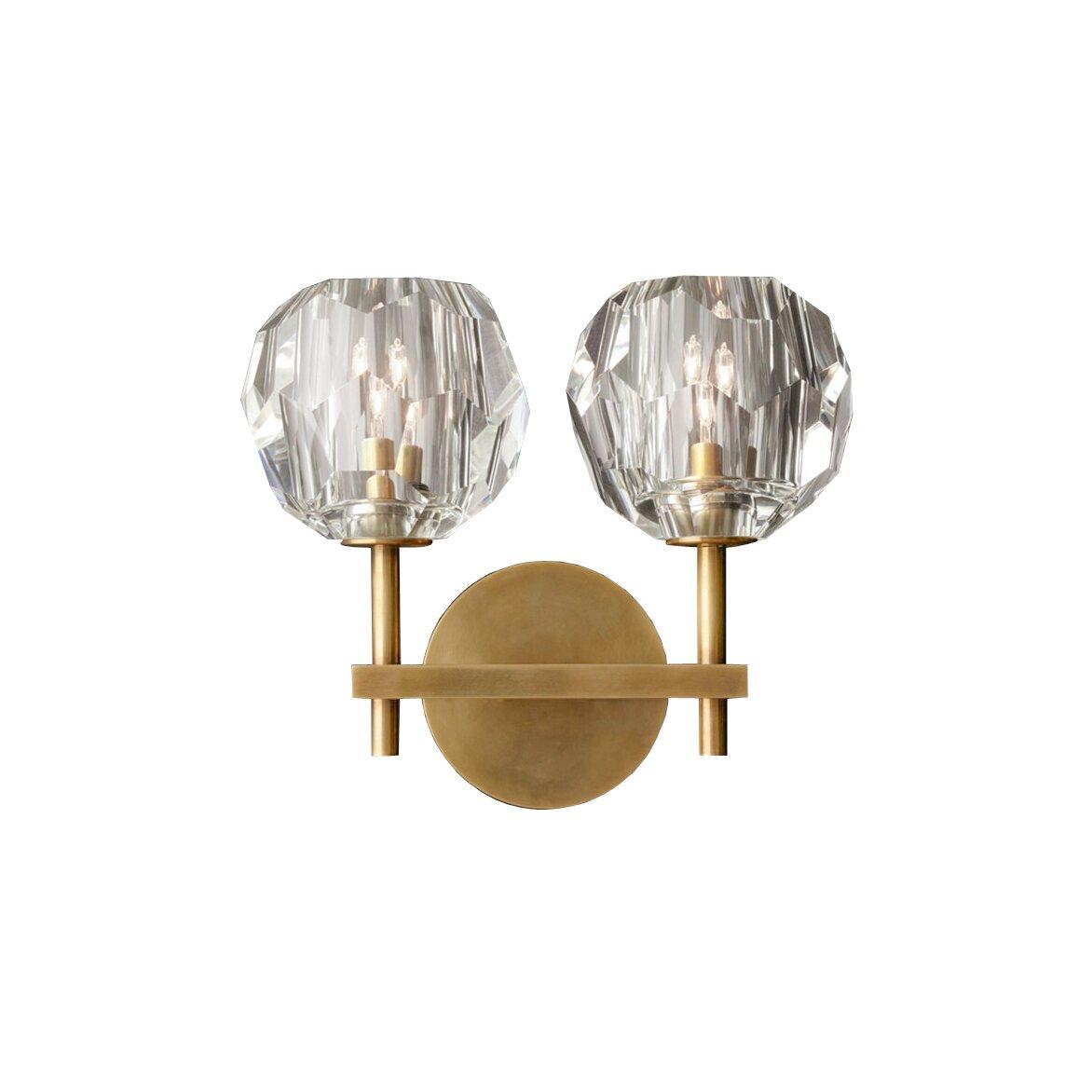 Светильник (бра) Boule de cristal wall | Бра Kingsby