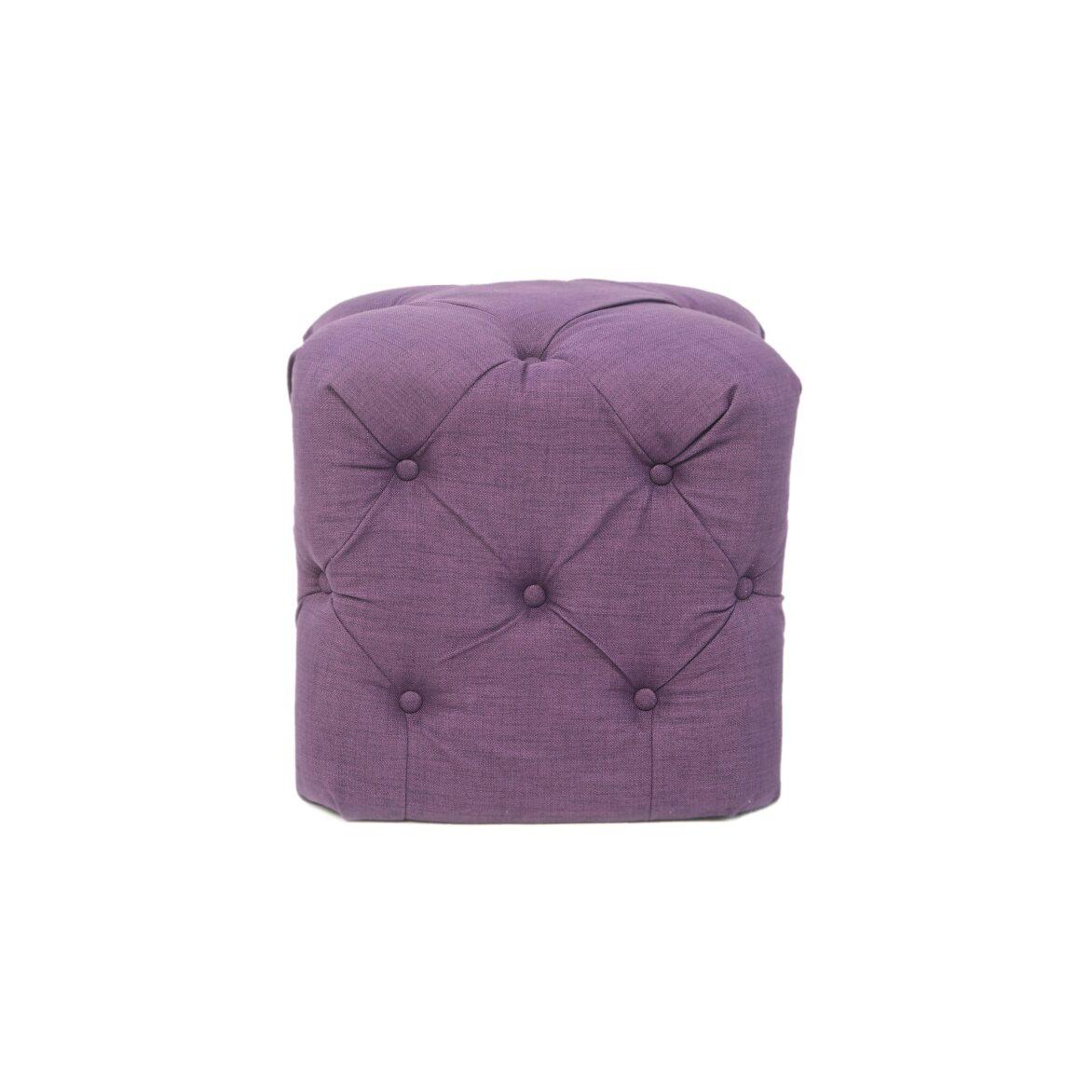 Пуф Amrit purple | Пуфы Kingsby