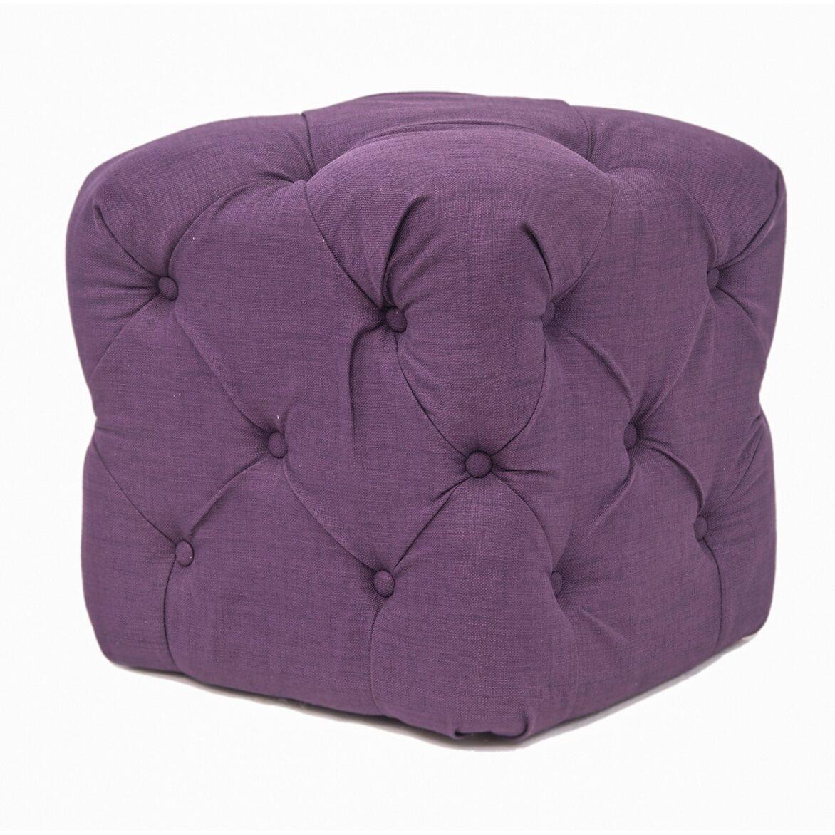 Пуф Amrit purple 2 | Пуфы Kingsby