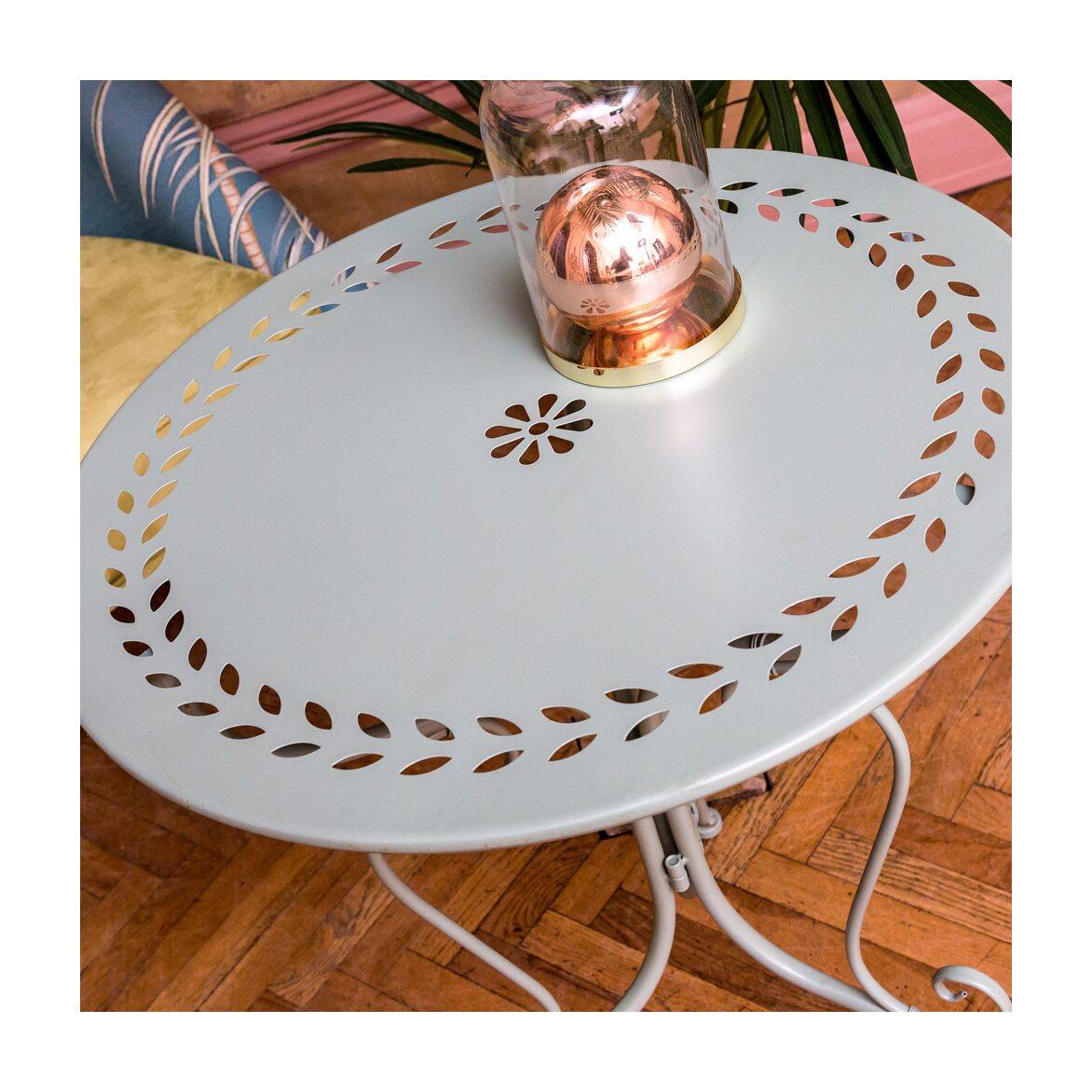 Столик для завтрака «Жарден» (мята) 3 | Кофейные столики Kingsby