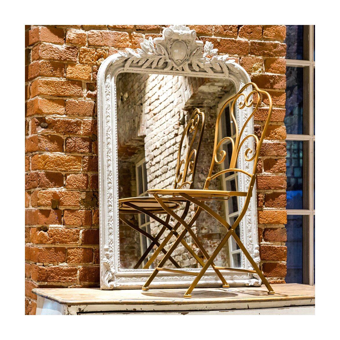 Складной стул «Жарден» (карамель) 3 | Обеденные стулья Kingsby