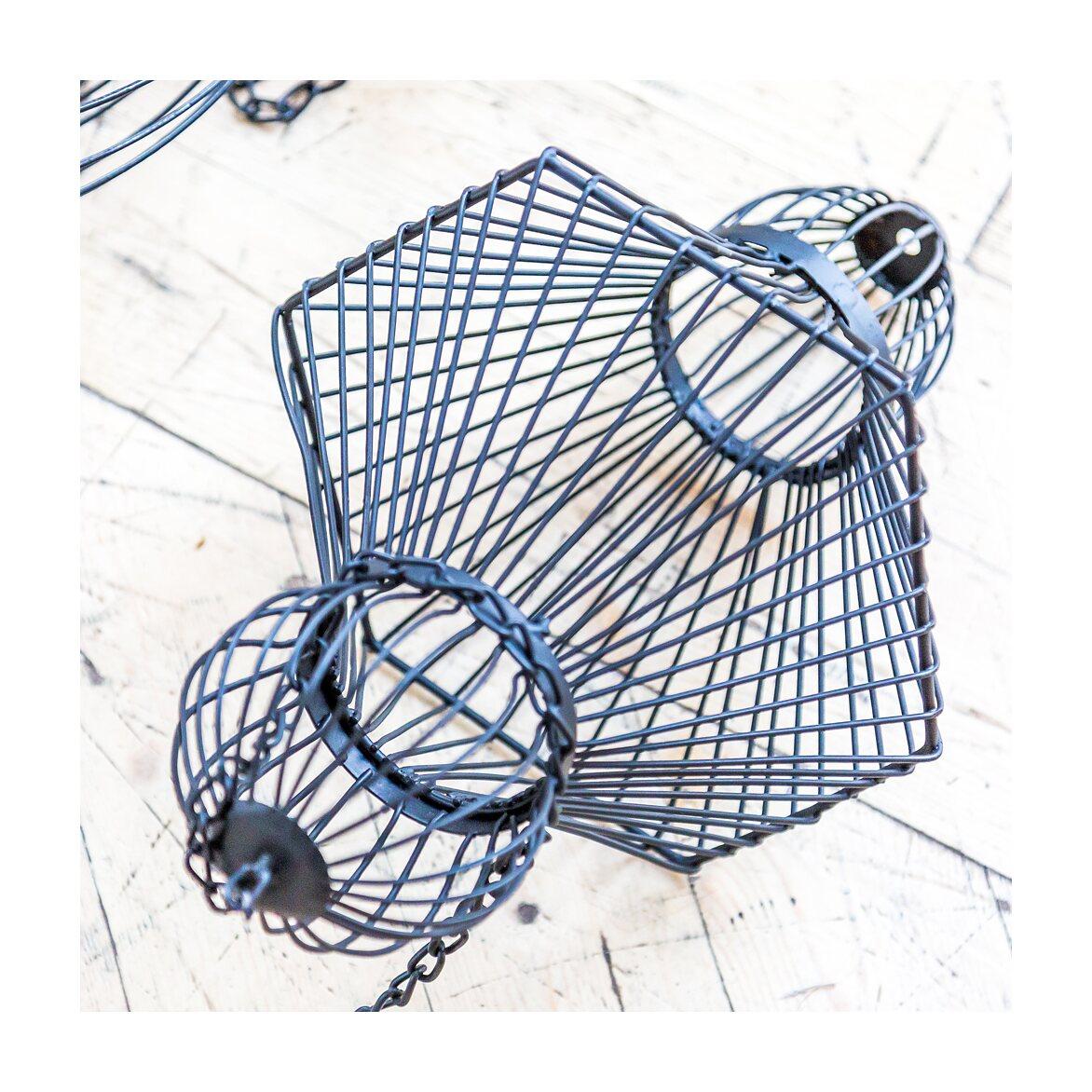 Декоративный подвесной элемент «Фонарь №1» 2 | Декор Kingsby