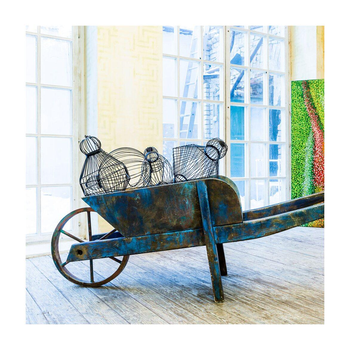 Декоративный подвесной элемент «Фонарь №6» 11 | Декор Kingsby