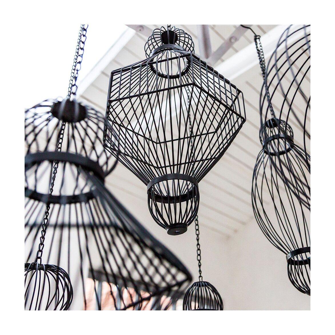 Декоративный подвесной элемент «Фонарь №2» 3 | Декор Kingsby