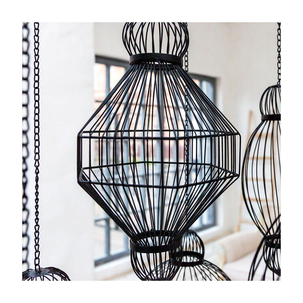 Декоративный подвесной элемент «Фонарь №2» 2 | Декор Kingsby