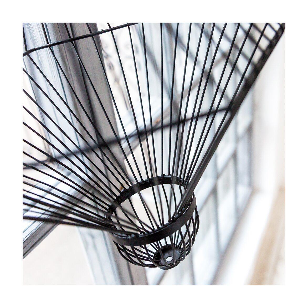 Декоративный подвесной элемент «Фонарь №3» 2   Декор Kingsby