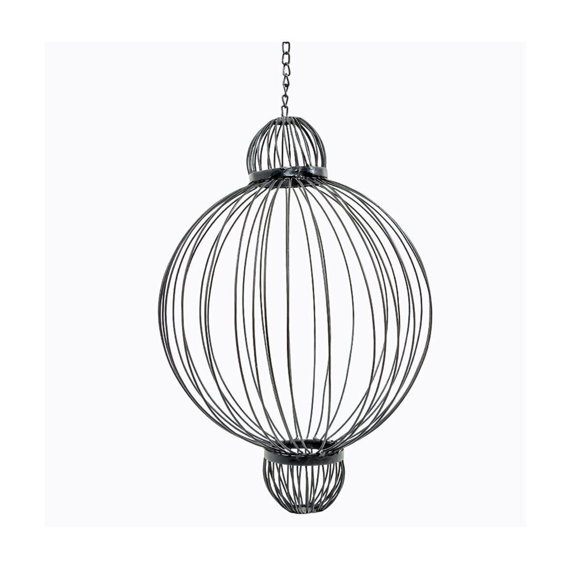 Декоративный подвесной элемент «Фонарь №4»   Декор Kingsby