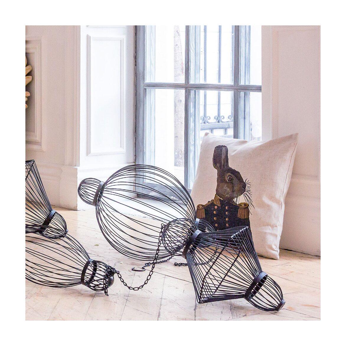 Декоративный подвесной элемент «Фонарь №6» 4 | Декор Kingsby