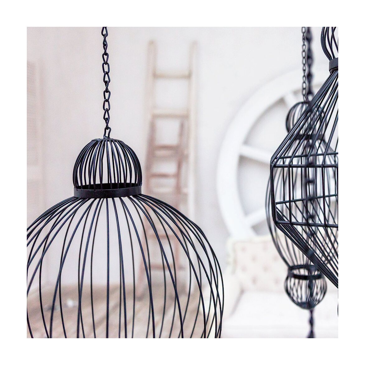 Декоративный подвесной элемент «Фонарь №4» 6   Декор Kingsby