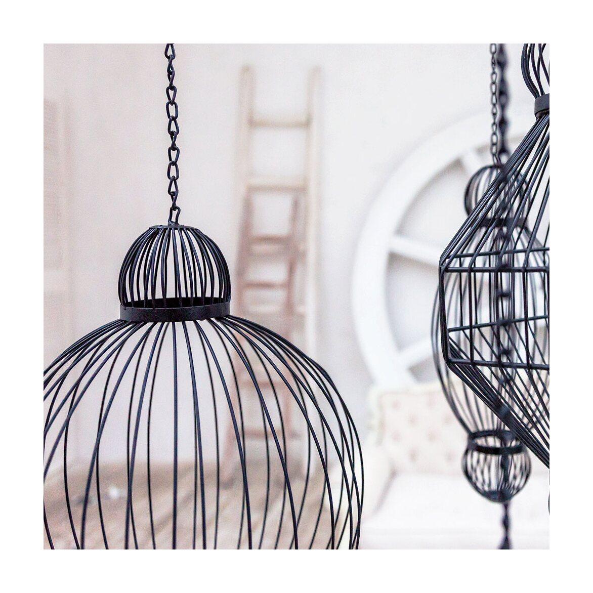 Декоративный подвесной элемент «Фонарь №6» 7 | Декор Kingsby