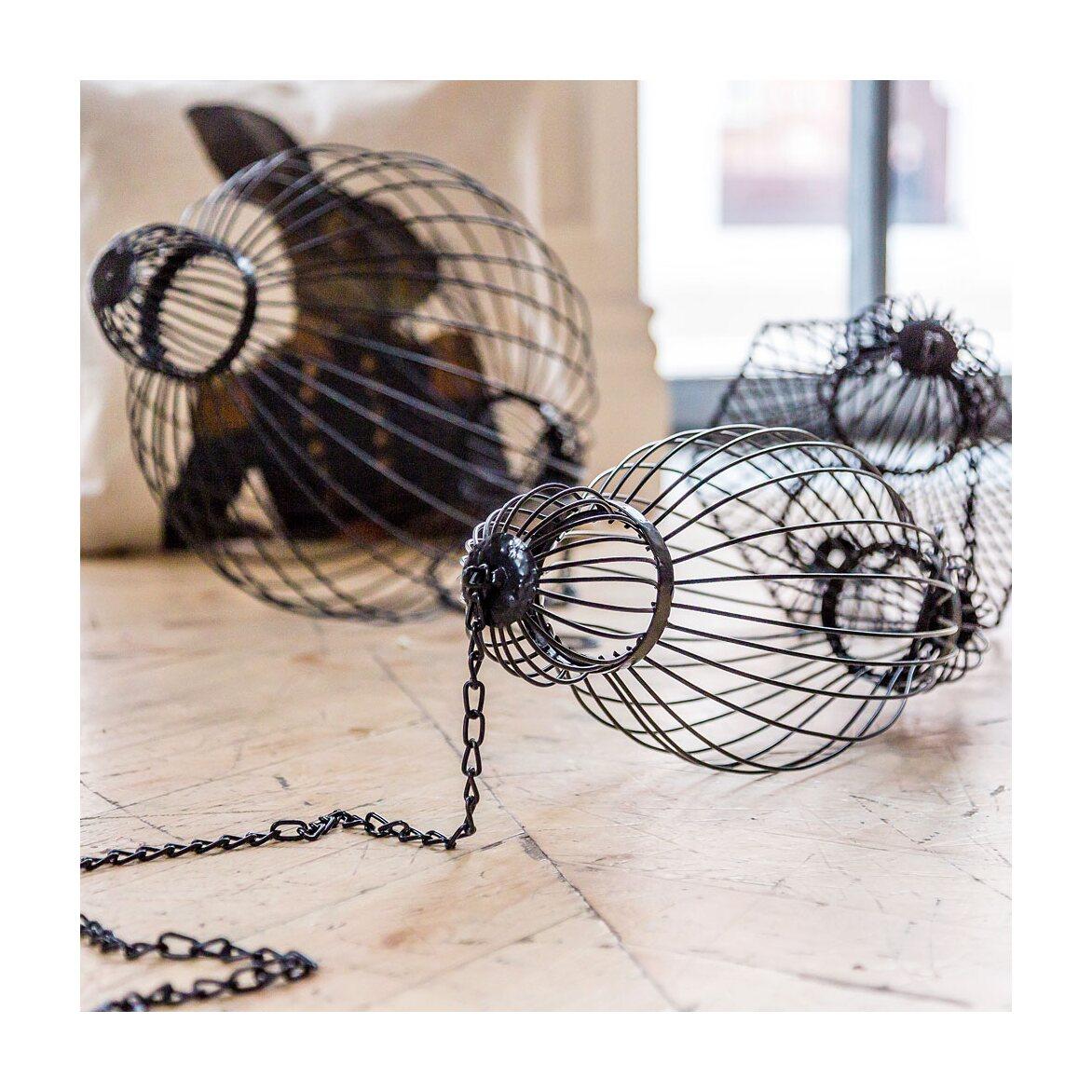 Декоративный подвесной элемент «Фонарь №6» 2 | Декор Kingsby