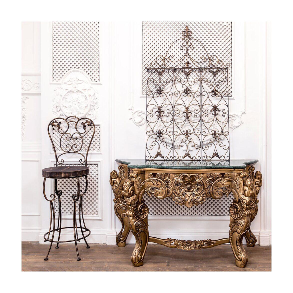 Барный стул «Болеро» (королевская бронза) 2 | Барные стулья Kingsby