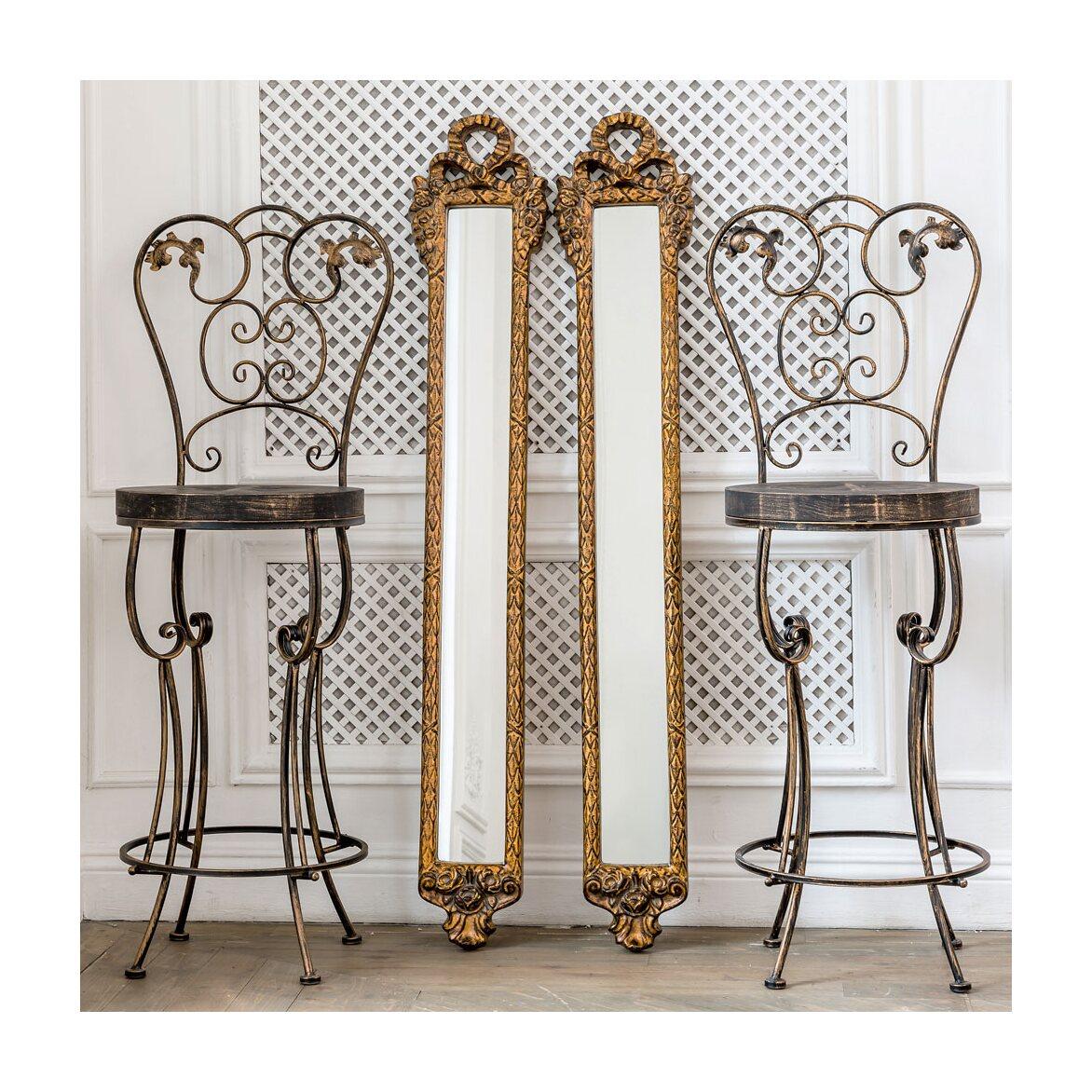 Барный стул «Болеро» (королевская бронза) 10 | Барные стулья Kingsby