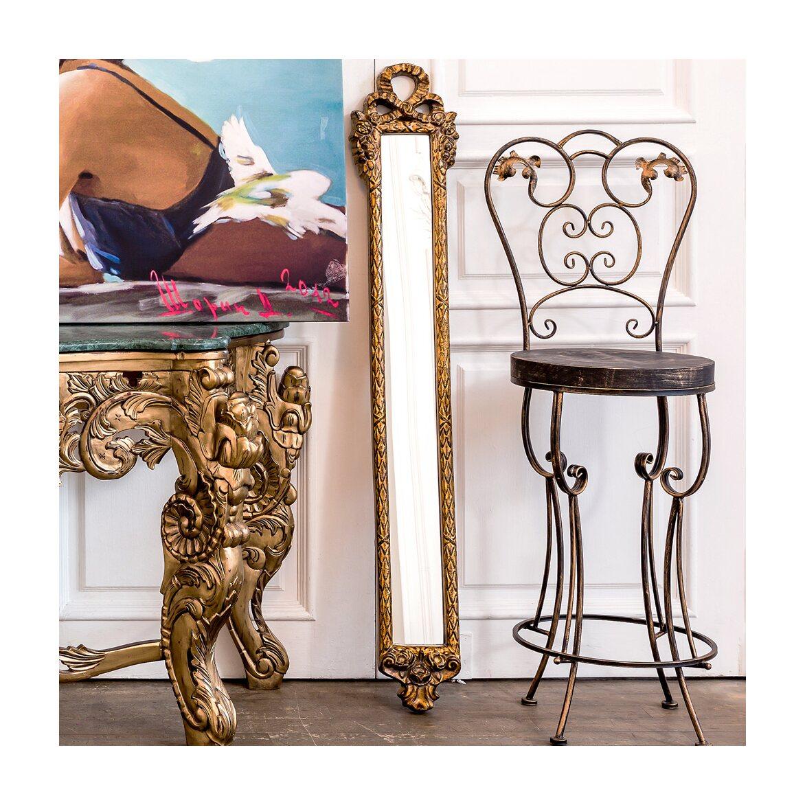 Барный стул «Болеро» (королевская бронза) 8 | Барные стулья Kingsby