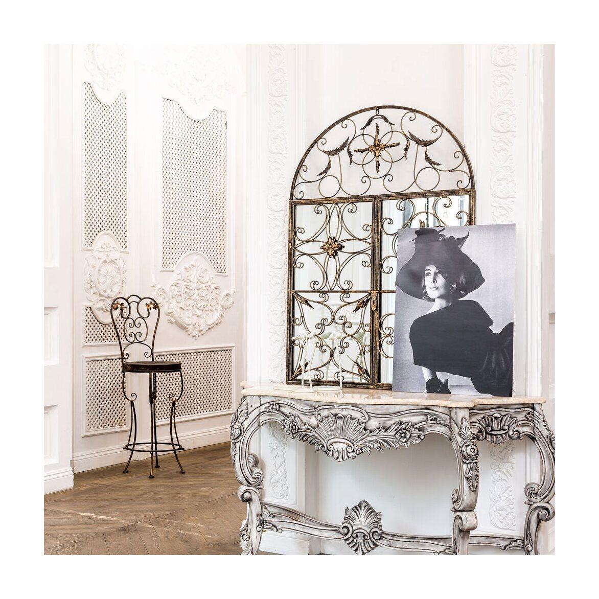 Барный стул «Болеро» (королевская бронза) 5 | Барные стулья Kingsby