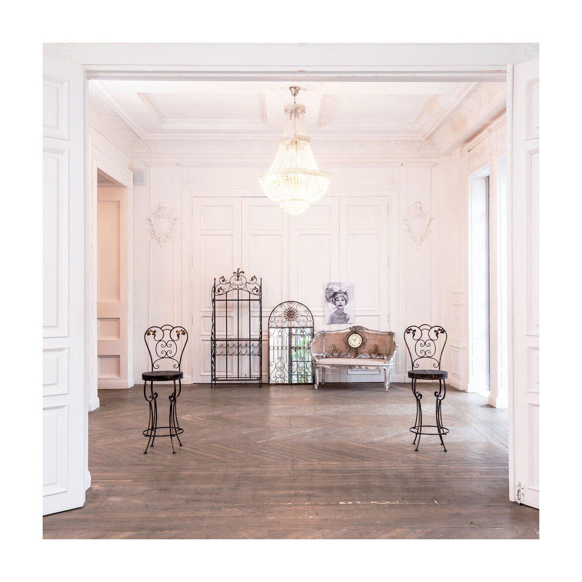 Барный стул «Болеро» (королевская бронза) 4 | Барные стулья Kingsby