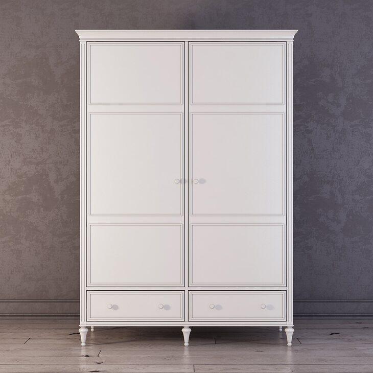 Шкаф двухстворчатый Riverdi | Платяные шкафы Kingsby