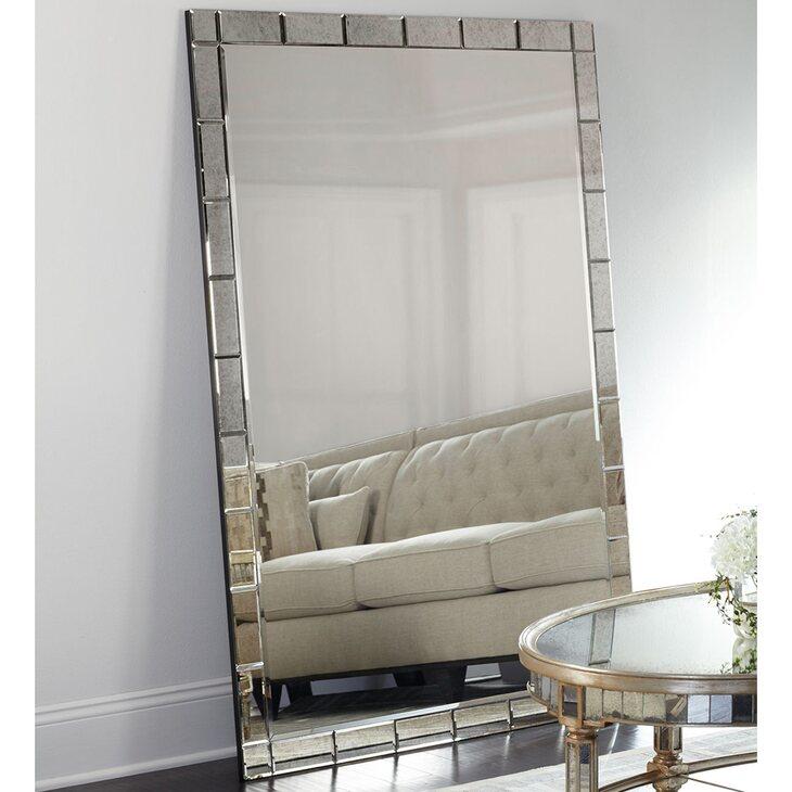 Настенное зеркало «Жаклин» | Настенные зеркала Kingsby