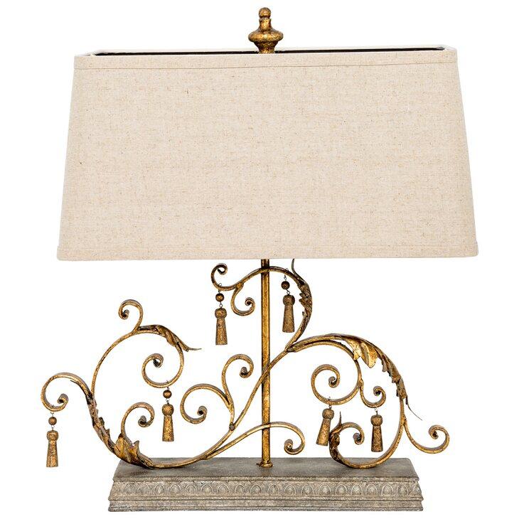 Настольная лампа «Альфа» | Настольные лампы Kingsby