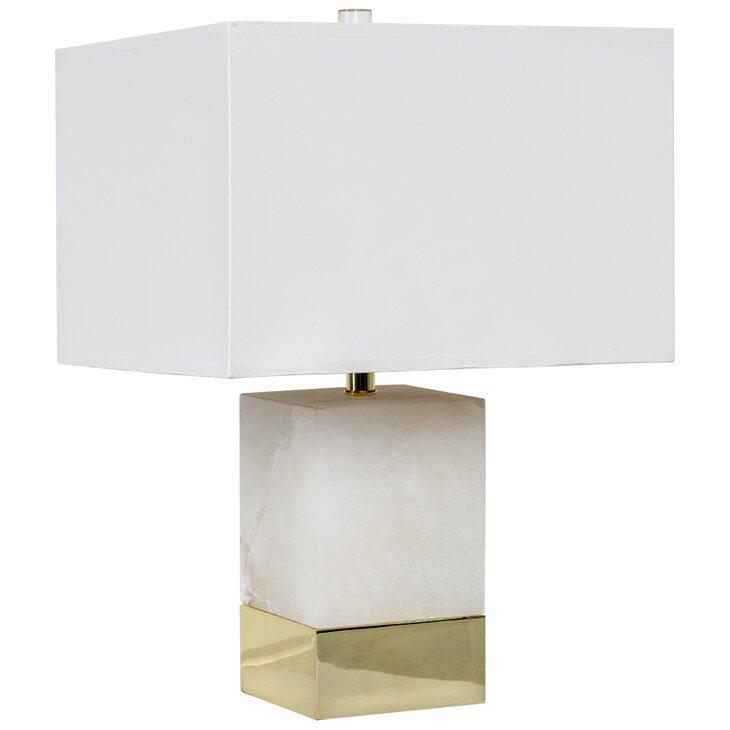 Настольная лампа «Каррара» | Настольные лампы Kingsby