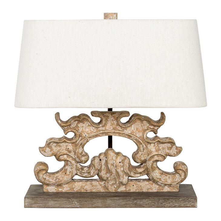 Настольная лампа «Ланже» | Настольные лампы Kingsby