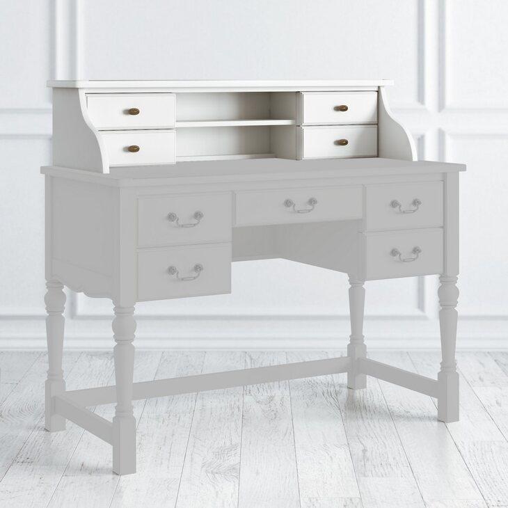 Навершие кабинетного стола Villar, цвета слоновая кость | Письменные столы Kingsby