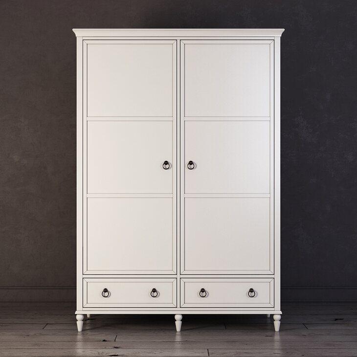 Шкаф двухстворчатый Vilton | Платяные шкафы Kingsby