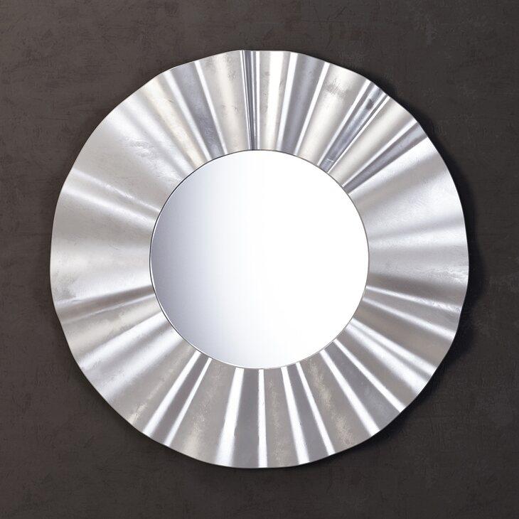 Зеркало River silver | Настенные зеркала Kingsby