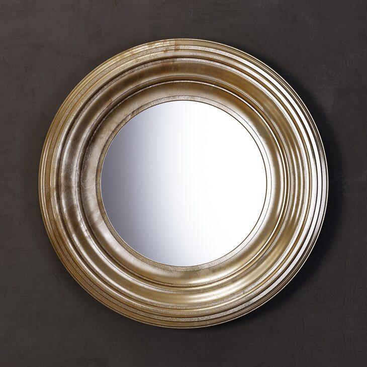 Зеркало Coventry, золотое | Настенные зеркала Kingsby
