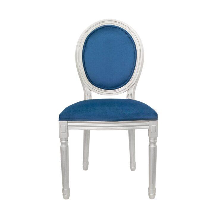 Стул Volker silver 5KS24501-SB | Обеденные стулья Kingsby
