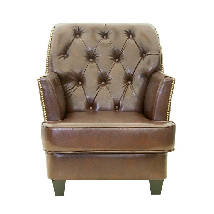 Кожаное кресло Noff | Кожаные кресла Kingsby