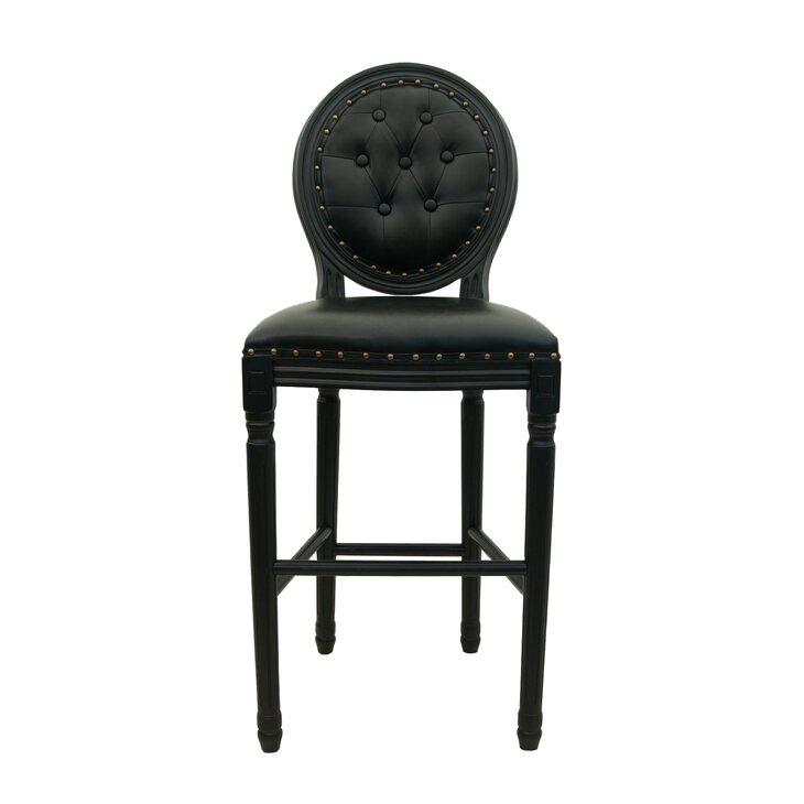 Барный стул Filon button black | Барные стулья Kingsby
