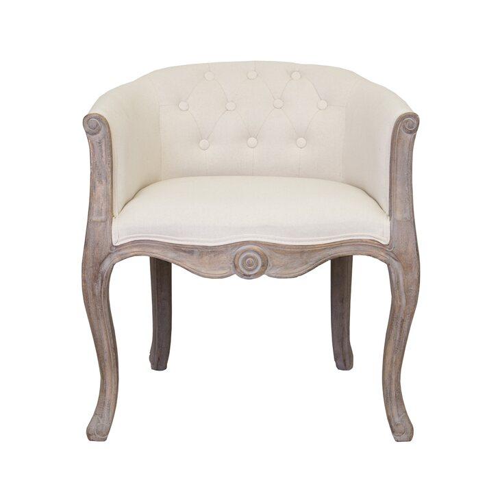 Низкое кресло Kandy beige | Маленькие кресла Kingsby