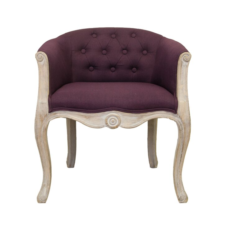 Низкое кресло Kandy violet | Маленькие кресла Kingsby