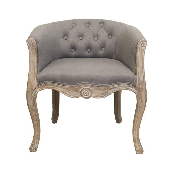 Низкое кресло Kandy grey | Маленькие кресла Kingsby
