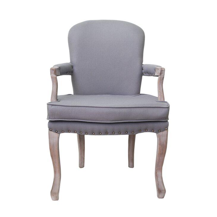 Кресло Anver grey | Кресло-стул Kingsby