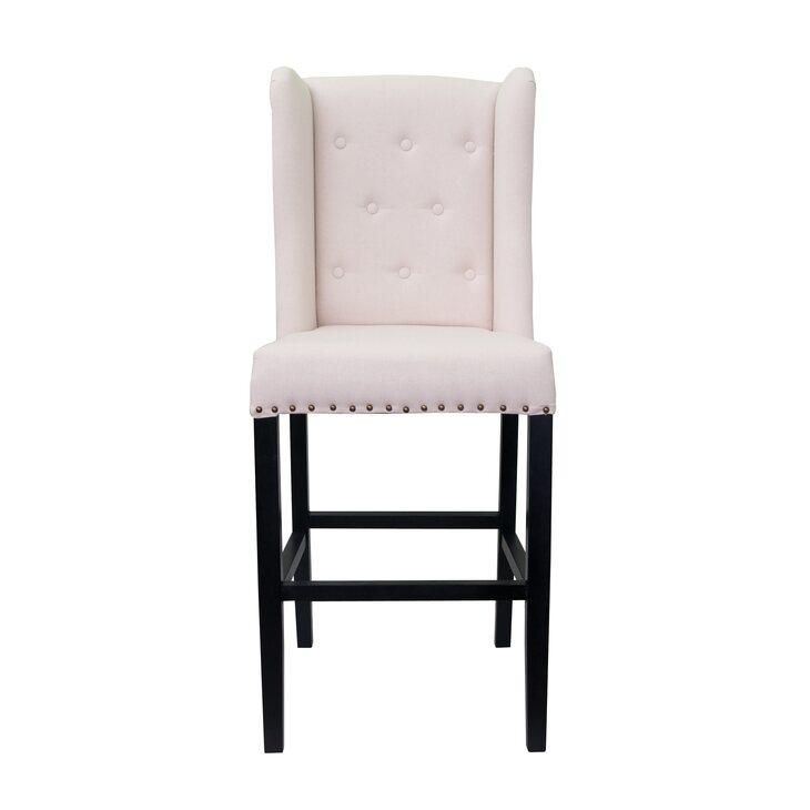 Стул Skipton beige ver.2 | Барные стулья Kingsby