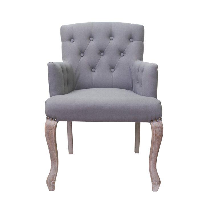 Кресло Deron grey ver.2 | Кресло-стул Kingsby