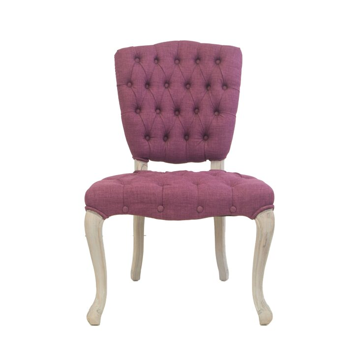 Стул Gamila violet | Обеденные стулья Kingsby